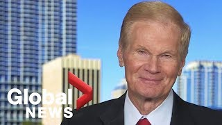 Bill Nelson concedes Senate race to Republican Scott after Florida manual recount