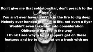 Kings Never Die - Eminem (feat. Gwen Stefani) with Lyrics