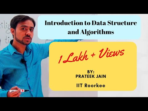 Introduction To Data Structure And Algorithms in Hindi
