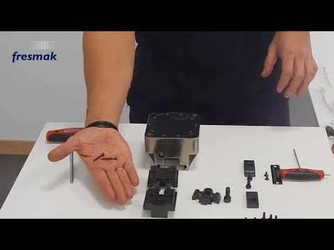 Wie werden die O-Ringe an der Unterseite des pneumatischen BLOCK SC ersetzt?