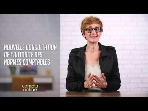 Nouvelle consultation de l'Autorité des normes comptables