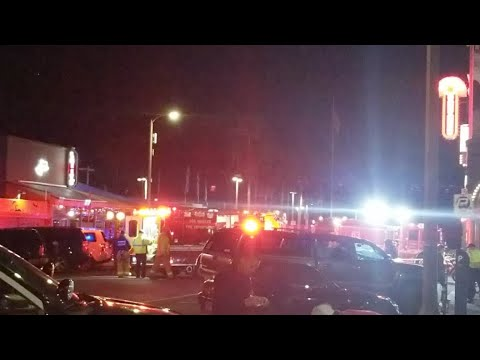 man shot at venice beach lapd pacific division investigation on going