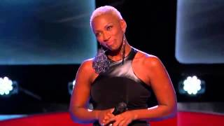 Sisaundra Lewis -Ain't No Way ( Blind Audition) Full