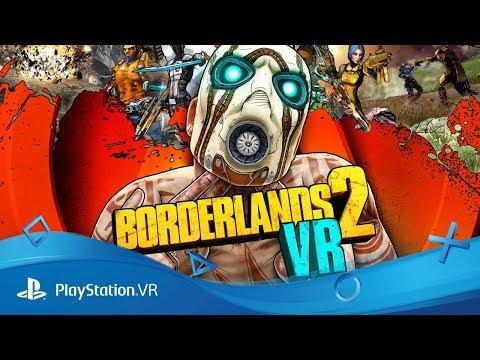 Trailer d'annonce de Borderlands 2 VR