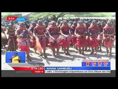 Viongozi Samburu wawataka wenyeji wazingatie amani badala ya vita