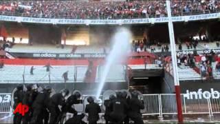 Argentina: Violence After River Plate Relegated