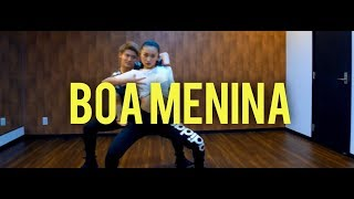 Luísa Sonza   Boa Menina | Rikimaru Choreography Ft. Seri Bono