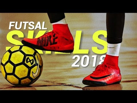 Most Humiliating Skills & Goals 2018 ● Futsal #5