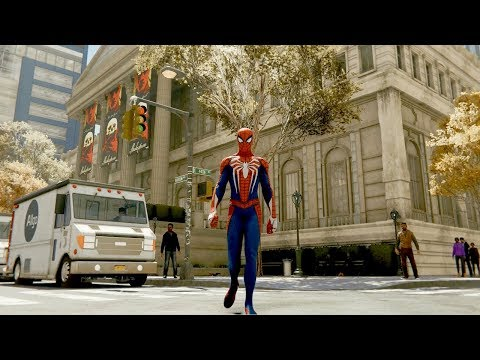 Marvel's Spider-Man New York City Open-World Trailer