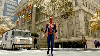 Marvel's Spider-Man (PS4) New York City Open-World Trailer