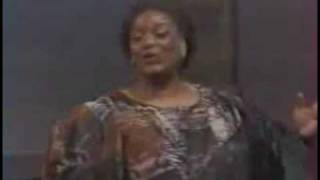 Jessye Norman - Je te veux (Subtitulado)