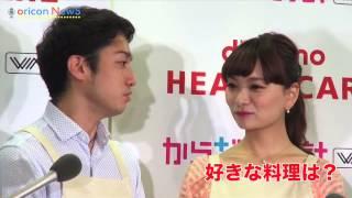 保田圭、夫とラブラブツーショット「子ども2人欲しい」
