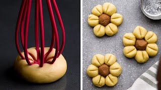 10 Cookie Shaping Hacks to Impress All the Cookie Lovers!! So Yummy