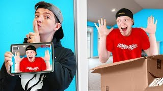 I CHEATED in a Hide and Seek Challenge vs UNSPEAKABLE!