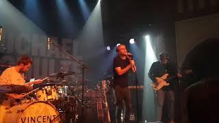 Vincent Malin & Band (Support Für Michael Schulte)   Planeten |Kulturkirche Köln Nippes (20.11.2018)