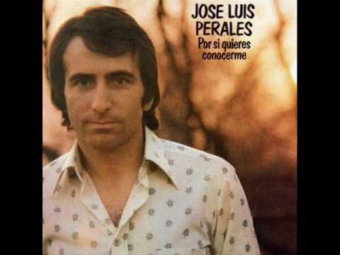 Quisiera Decir Tu Nombre José Luis Perales Letras