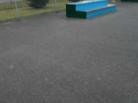 bensalam skate park