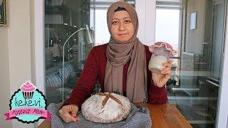 Ekşi Maya Ve Ekşi Mayalı Ekmek Nasıl Yapılır?