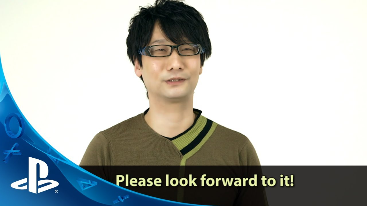 Video: Hideo Kojima Talks Metal Gear Solid V: Ground Zeroes