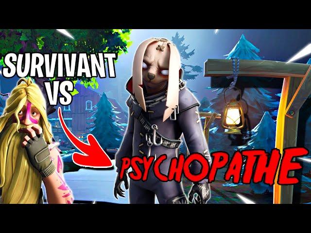 Sheitan - Survivant vs Psychopathe