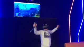 Подводный мир- виртуальная реальность