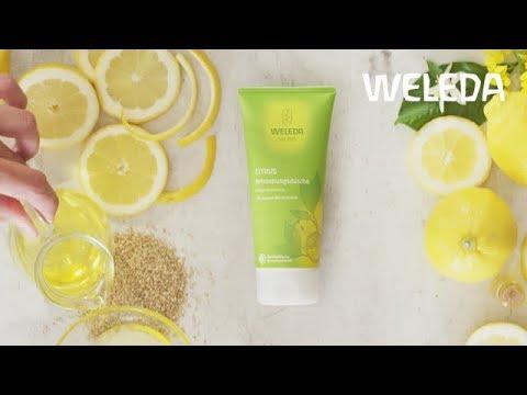 Weleda Pflegeduschen: Dusche mit besten Zutaten