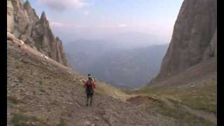 preview picture of video 'EXCURSIÓN AL PEDRAFORCA'