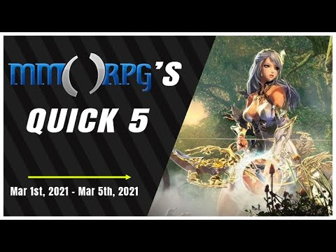 Torchlight III Gets Acquired and Blade & Soul Revolution Hits Mobile | Quick 5