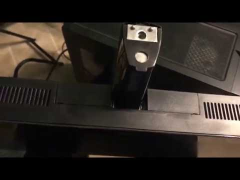 How to Remove AOC Monitor Stand [For VESO Wall Mount]