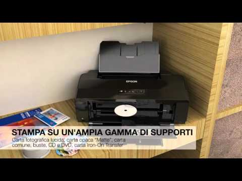 Epson Stylus Photo 1500W. La stampante fotografica wireless in formato A3+.