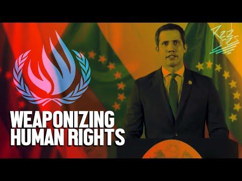 Using human rights to promote war: debunking UN's new Venezuela report
