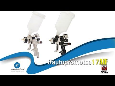 ANI: pistole e aerografi ad aria compressa
