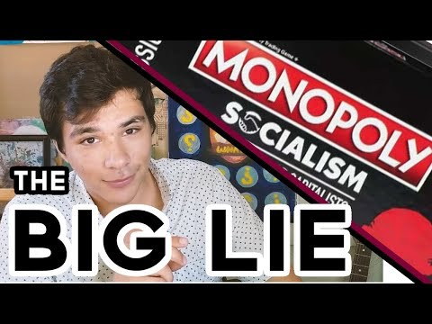 You've Been Lied To... | A Monopoly Socialism Review