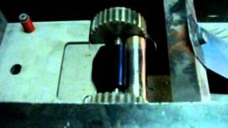 Bending spring steel