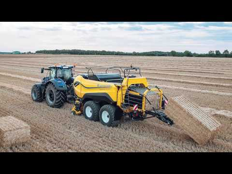 New Holland BigBaler High Density Large Square baler