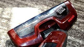Neuer Akku Handstaubsauger AEG CX8 - 78BO Produktvorstellung