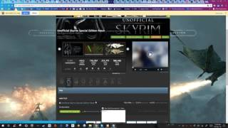 How to install Bijin Mods for Skyrim Special Edition (Simple way)