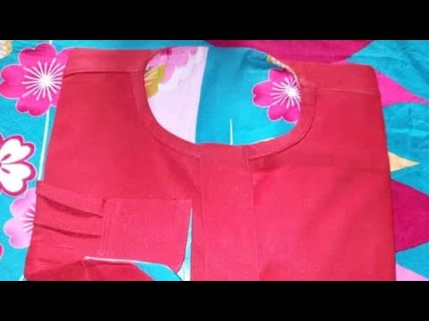 How to cut a male buba/ African native men wear/ Nigerian native wear( part 1)