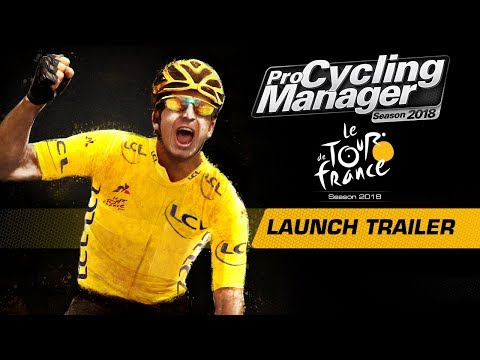 Tour de France / Pro Cycling Manager 2018 - Launch Trailer thumbnail