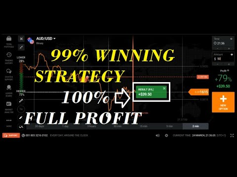 Binary option secret strategies