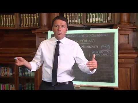 Preview video La buona scuola