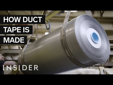 The Secret Behind Duct Tape's Strength