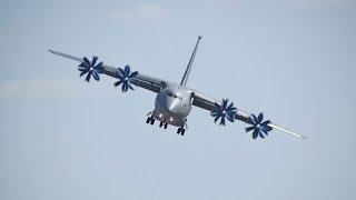 Українські літаки Ан-70 і Ан-178 (Повітряні Сили України)