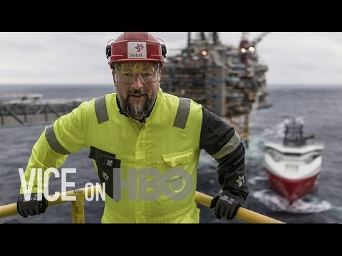 Shane Smith Visits a North Sea Oil Drill - VICE on HBO Season 5 (Preview)