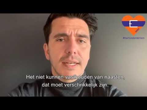 Hart onder de riem van Jan Smit