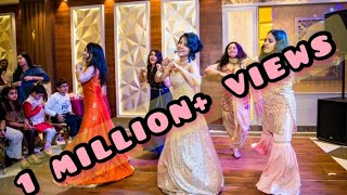 Dance at brother's wedding  Easy Indian wedding choreography  surprise groom entry