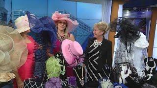 Kentucky Derby Hat Trends From Queen Bee In Rochester Hills