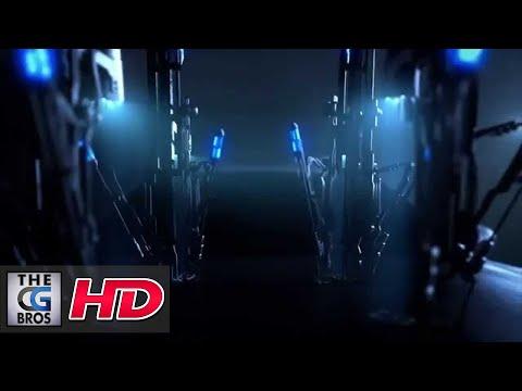 """CGI VFX Spot : """"Genesis"""" – by Polynoid/Blacklist"""