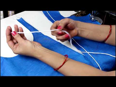 Side Slit Kurti Cutting &Stitching Suit/Kameez Cutting Very Easy Method  Step By Step in hindi - Stitching Class