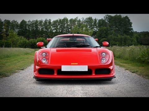 Noble M12 GTO 3R Ride-Along